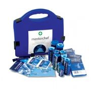 HSE 10 Person Masterchef Catering Kit - Blue Box